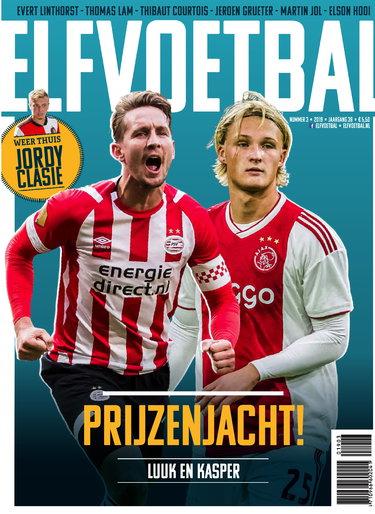 Elf Voetbal Magazine 3, iOS & Android  magazine