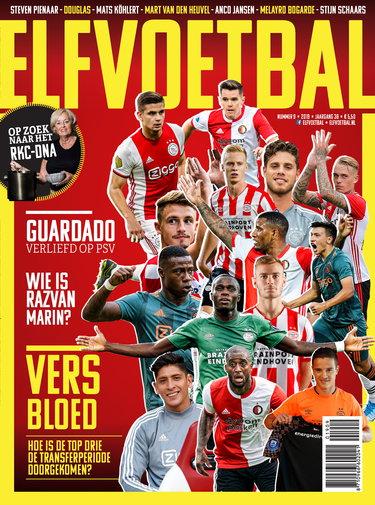 Elf Voetbal Magazine 9, iOS & Android  magazine