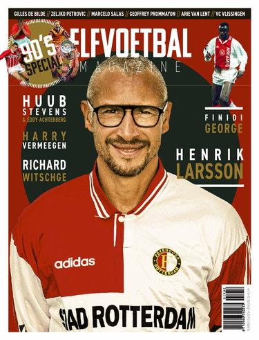 Elf Voetbal Magazine 10, iOS & Android  magazine