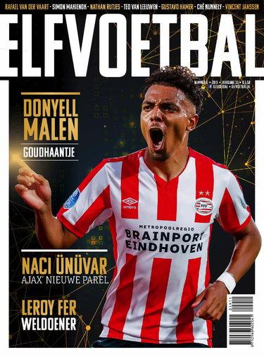 Elf Voetbal Magazine 11, iOS & Android  magazine