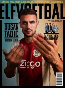Elf Voetbal Magazine 12, iOS & Android  magazine