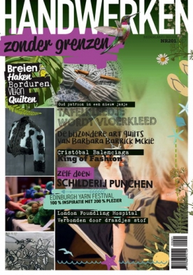 HZG 201, iOS, Android & Windows 10 magazine