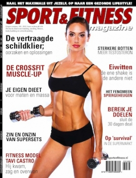 Sport & Fitness Magazine 166, iOS & Android  magazine