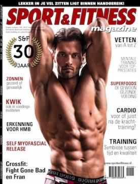 Sport & Fitness Magazine 168, iOS & Android  magazine