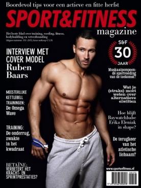 Sport & Fitness Magazine 170, iOS & Android  magazine