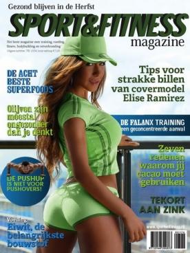 Sport & Fitness Magazine 176, iOS & Android  magazine