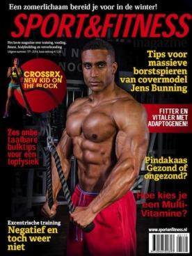Sport & Fitness Magazine 177, iOS & Android  magazine