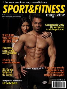 Sport & Fitness Magazine 179, iOS & Android  magazine