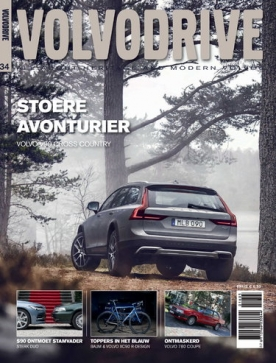 Volvodrive Magazine 34, iOS, Android & Windows 10 magazine