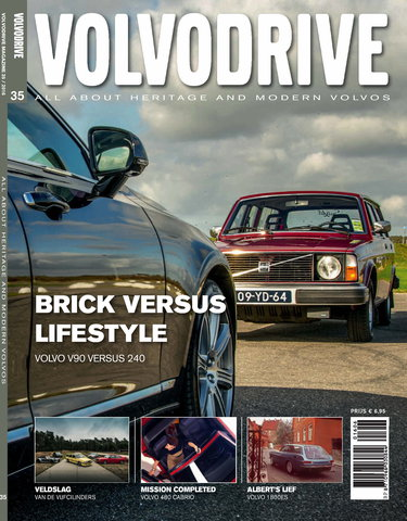 Volvodrive Magazine 35, iOS & Android  magazine