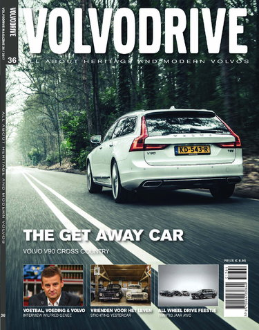 Volvodrive Magazine 36, iOS, Android & Windows 10 magazine