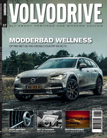 Volvodrive Magazine 37, iOS & Android  magazine