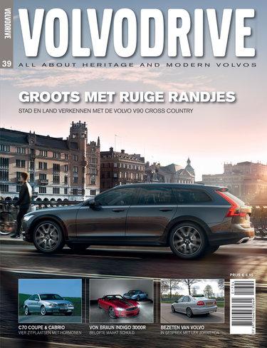 Volvodrive Magazine 39, iOS & Android  magazine