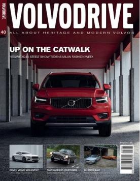 Volvodrive Magazine 40, iOS, Android & Windows 10 magazine