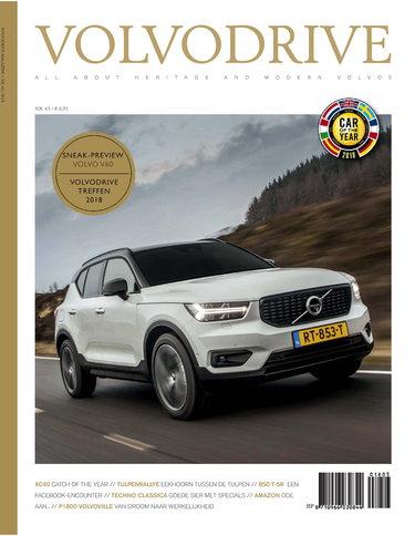 Volvodrive Magazine 43, iOS & Android  magazine