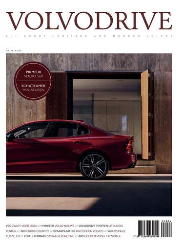 Volvodrive Magazine 44, iOS & Android  magazine