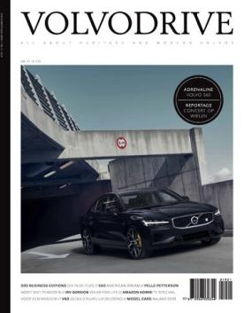Volvodrive Magazine 47, iOS & Android  magazine
