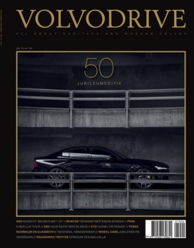 Volvodrive Magazine 50, iOS & Android  magazine