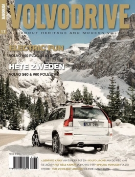 Volvodrive Magazine 17, iOS, Android & Windows 10 magazine