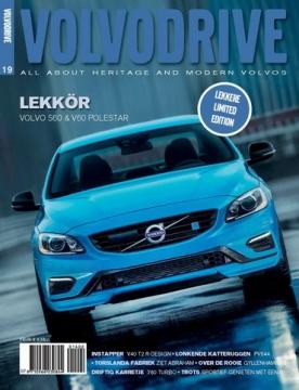 Volvodrive Magazine 19, iOS & Android  magazine