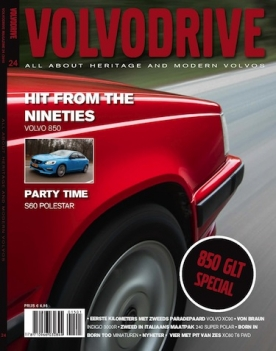 Volvodrive Magazine 24, iOS, Android & Windows 10 magazine