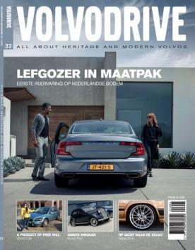 Volvodrive Magazine 33, iOS, Android & Windows 10 magazine