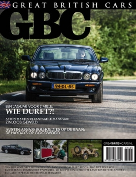 Great British Cars 35, iOS, Android & Windows 10 magazine