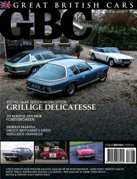 Great British Cars 36, iOS, Android & Windows 10 magazine