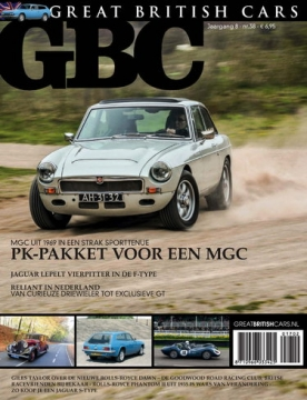 Great British Cars 38, iOS, Android & Windows 10 magazine