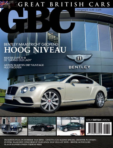 Great British Cars 40, iOS & Android  magazine