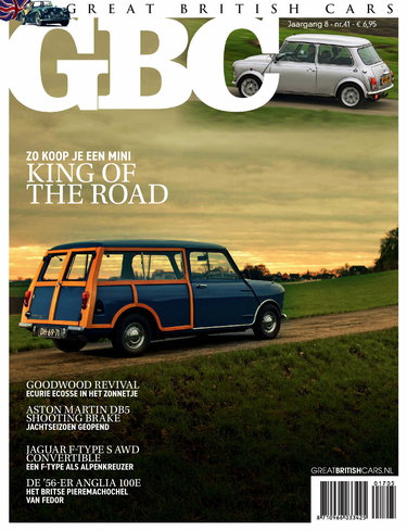 Great British Cars 41, iOS & Android  magazine