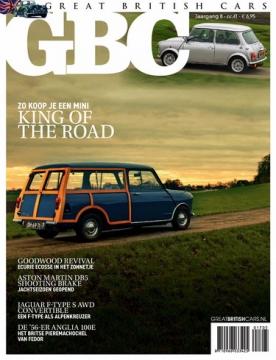 Great British Cars 41, iOS & Android  magazine