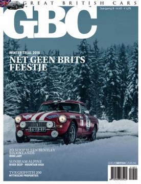 Great British Cars 43, iOS, Android & Windows 10 magazine
