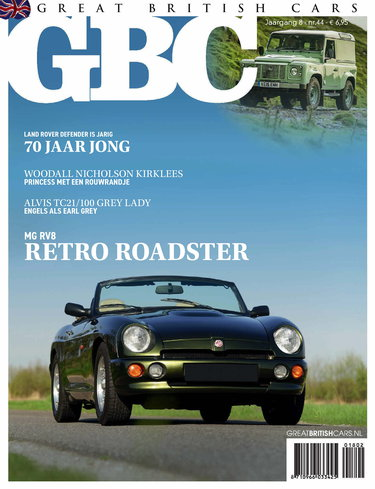 Great British Cars 44, iOS & Android  magazine