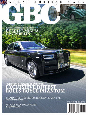 Great British Cars 45, iOS & Android  magazine