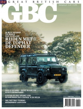 Great British Cars 47, iOS & Android  magazine