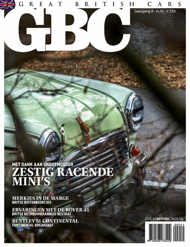 Great British Cars 51, iOS & Android  magazine