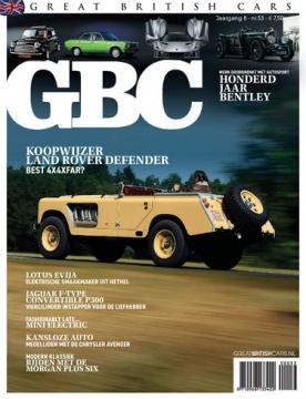 Great British Cars 53, iOS & Android  magazine