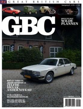 Great British Cars 54, iOS & Android  magazine
