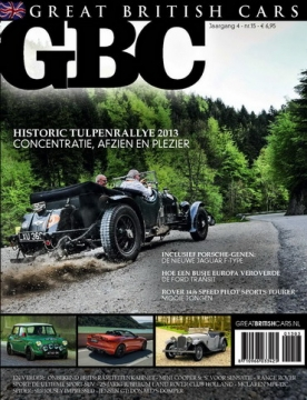 Great British Cars 15, iOS, Android & Windows 10 magazine
