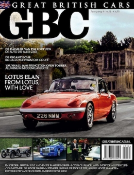 Great British Cars 16, iOS, Android & Windows 10 magazine