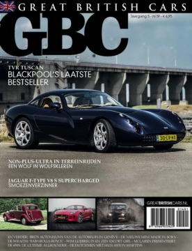 Great British Cars 19, iOS, Android & Windows 10 magazine