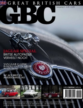 Great British Cars 20, iOS & Android  magazine