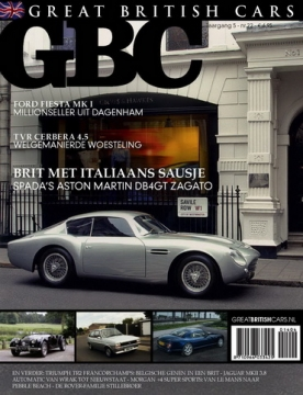 Great British Cars 22, iOS, Android & Windows 10 magazine