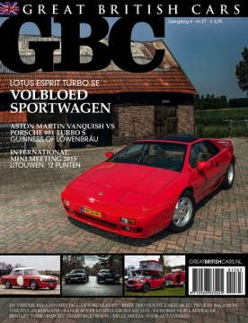 Great British Cars 27, iOS, Android & Windows 10 magazine