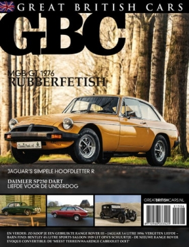 Great British Cars 30, iOS & Android  magazine
