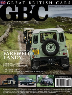 Great British Cars 31, iOS & Android  magazine