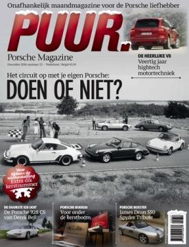PUUR Porsche Magazine 12, iOS, Android & Windows 10 magazine