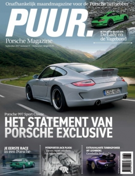 PUUR Porsche Magazine 9, iOS & Android  magazine