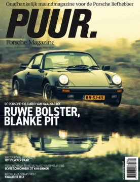 PUUR Porsche Magazine 2, iOS, Android & Windows 10 magazine